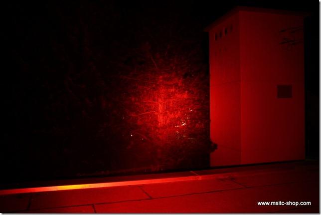EagleTac M3C4 Triple XM-L High Red Filter