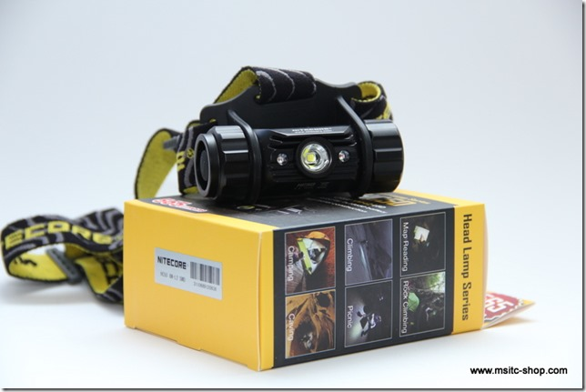 Review NiteCore HC50 009