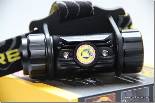 Review NiteCore HC50 012