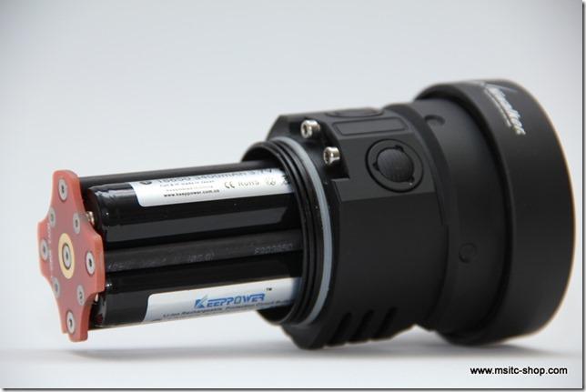 Prototype Review Niwalker Nova MM18 2 x MR-R 1 x XM-L2 023-001